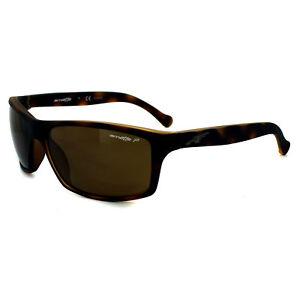 Arnette Sunglasses 4207 Boiler 215283 Fuzzy Havana Brown Polarized