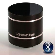 Vibe-Tribe Troll 2.0: 10W Compact Bluetooth Vibration Speaker Black