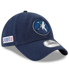... 2017 Official On-Court Collection 9TWENTY.  29.99. New Era Minnesota  Timberwolves Navy 2018 NBA Playoffs 9TWENTY Adjustable Hat 4180a55efc2b