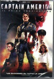 CAPITAN AMERICA DVD il primo vendicatore