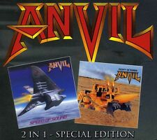 Anvil - Speed of Sound / Plenty of Power [New CD] UK - Import