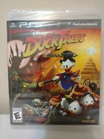 DuckTales Remastered Sony PlayStation 3 2013 Brand New Factory Sealed