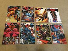 Superman/ Batman Comic Lot 30s (8 comics)