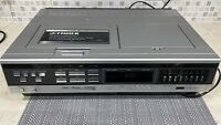 Fisher FVH-P615 Top Loading VCR/Video Cassette Recorder... Faulty