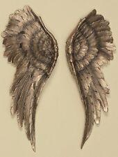 2 XL Engelsflügel Wanddeko Engel Wandhänger Wandskulptur Flügel Gold  Neu