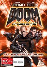 N16 BRAND NEW SEALED Doom (DVD, 2006)