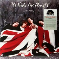 The Who - The Kids Are Alright 2 x White Vinyl LP Red & Blue RSD 2018 New!!!