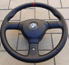 BMW e30, e34 e36 m5 m3  375mm steering wheel suede alcantara m tech m technic