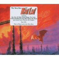 MEAT LOAF - THE VERY BEST OF  2 CD  18 TRACKS HARD ROCK / CLASSIC ROCK  NEW+