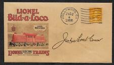 Lionel Trains Founder Autograph Reprint on Collector's Envelope *OP1146
