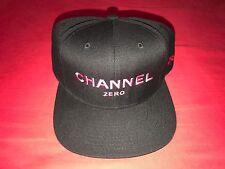 37cdf257a38 SSUR x CLOT Channel Zero Camo Camp Cap Box Logo Hat Strapback Limited  Edition