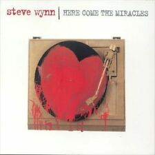 STEVE WYNN HERE COME THE MIRACLES (2CD-2001 BLUE ROSE RECORDS) GERMAN IMPORT