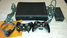 X-Box 360 Elite 120GB (Open Tray error) AS IS for REPAIR or PARTS