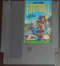 Nintendo NES. NES Play Action Football (NTSC)