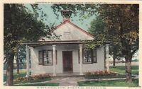 Postcard Peter's School House Morris Rd Normandy Farm Gwynedd Valley PA
