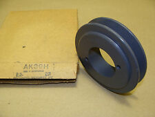 """NEW OLD STOCK BROWNING AK39H 3-3/4"""" O.D. H STYLE BUSHING SHEAVE / PULLEY"""
