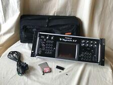 Roland V-Synth XT Synthesizer Version2 VC-1 VC-2 D-50 w/gig bag, Artist Patch CF