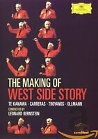 Bernstein - The Making Of Westside Story (NEW DVD)