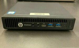 HP EliteDesk 800 G2 Desktop Mini i5-6500T 16GB RAM 120GB SSD 90 DAY WARRANTY