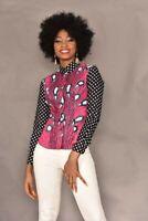 Brand new very beautiful african print shirt sizes UK 12, 14 & 16