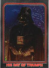 1999 Topps Star Wars Chrome Archives #51 His Day Of Triumph > Darth Vader