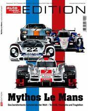 auto motor und sport Edition Mythos Le Mans Geschichte Rennen Sieger Siege Buch