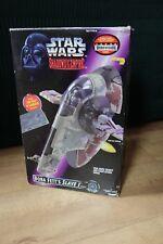 Publica GRATIS - 1996 Star Wars Boba Fett's Slave 1 Sombras del Imperio Hasbro 0