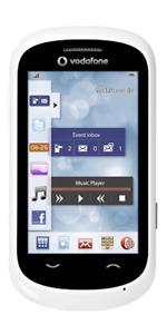 Vodafone 550 Mobile Phone Vodafone V550 Unlocked - White
