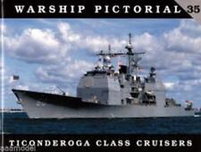 Warship Pictorial Ticonderoga Cruisers Magazine 35