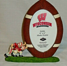 "Wisconsin Badgers Photo Frame New 8.25"" Westland Football"