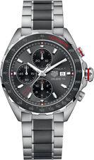 Tag Heuer Formula 1 Anthracite Dial Chronograph 44mm Men's Watch CAZ2012.BA0970