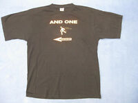 AND ONE T-Shirt Größe L BODYPOP Synth Synthie POP Depeche Mode Oomph Electro RAR