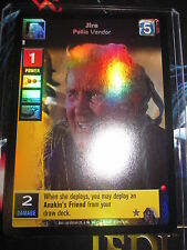 SWCCGYJ CCG YOUNG JEDI REFLECTIONS FOIL MINT SUPER RARE N° 4 JIRA PALLIE VENDOR