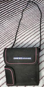 Official GAMEBOY ADVANCE Carrying Case Nintendo Travel Bag Pink Vintage