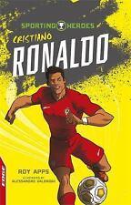 CRISTIANO RONALDO - APPS, ROY - NEW HARDCOVER BOOK