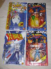 X-MEN 1995-6 4 figs - Phoenix, Storm, Spiral, La Lunatica MISP