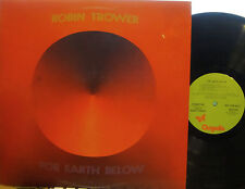"Robin Trower - For Earth Below  (of Procol Harum) (PL) (with ""Shame the Devil"")"