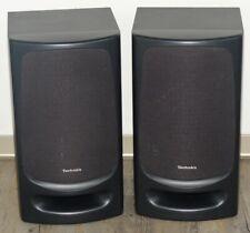 Technics SB-CH404 3-Way Hi-Fi Speakers  6ohm 80W