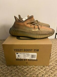 adidas Yeezy Boost 350 V2 Sand Taupe Mens US Size Authentic-New in Box SHIP FAST