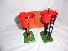 2 O Gauge Hornby No. 1 Water Tanks with one box