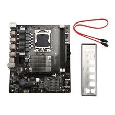 X58 Motherboard LGA1366 SATA2.0 USB2.0 DDR3 ECC/REG 32G Dual Channel RAM Me X2M7
