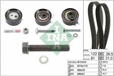 Zahnriemensatz für Riementrieb INA 530 0484 10