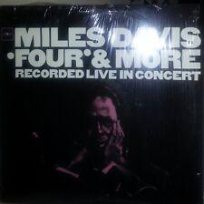 Miles Davis -'Four & More' -  Vinyl Record Album Jazz LP -PC 9253 -ORG