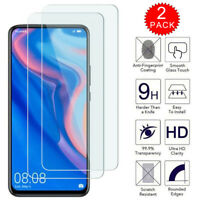 For Huawei Y9 Prime (2019) - HD Clear Tempered Glass Screen Protector [2-Pack]