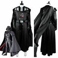 Star Wars Sith Darth Vader Anakin Skywalker Cosplay Costume Uniform Outfit