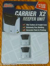 BLMA Models N #108 Carrier Reefer Unit (2 in pkg) Painted/Detailed