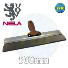 NELA 20in 50cm Finishing Spatula - Plastering Skimming Spat 500mm