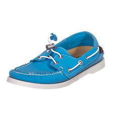 SEBAGO scarpa campionario shoes donna sample woman blue EU 37,5 - 463 N33