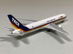 Big Bird 1/400 eg TACA B767-300 ** Read ** e.g. Phoenix Aeroclassic