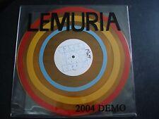 LEMURIA 2004 DEMO PUNK HOT WATER MUSIC COLOR VINYL RECORD